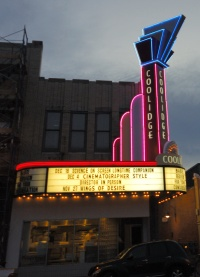 Coolidge Corner Theatre - Photo by Mimi Katz